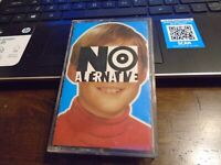 No Alternative Cassette Tape 1993 Arista VG+ [Bob Mould Urge Overkill Pavement]