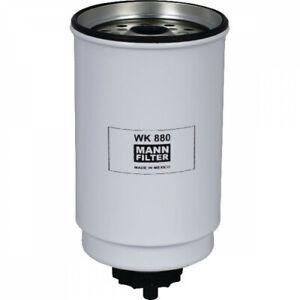 Mann-filter Fuel filter WK880 fits FORD AUSTRALIA TRANSIT VF, VG 2.5 TD