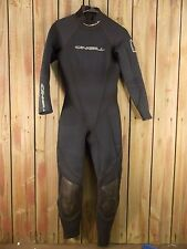 O'neill Mutant Wet Suit Black Women's 100% Nylon Size 10