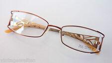 NA and Glasses Frames Metal schmuckbügel Frame Elegant Side Open Size M