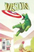 Vision #11 Marvel Comics COVER A 1ST Print TOM KING BATMAN