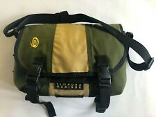 Timbuk 2 Classic Messenger Bag Size Small Colour Army Green/Golden