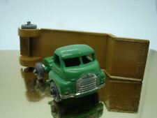 MATCHBOX 1-75 MOKO LESNEY wNEU Nr. 27 B BEDFORD LOW LADDER 1958 96mm GrauePR