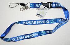 ALOHA Hawaii FIVE O POLICE Lanyard Key Holder Phone FOB Quick Release Keychain