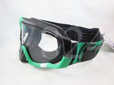 DRAGON MX Goggle VENDETTA J Block Green Black Clear AFT 722-1284