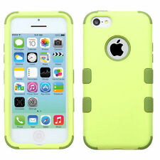 Green Case/Cover for iPhone 5