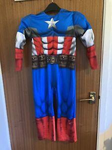 boys avengers costume Age 5-6 Years
