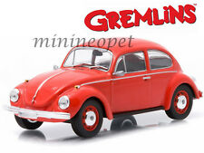 GREENLIGHT 86072 GREMLINS (1984) 1967 67 VW VOLKSWAGEN BEETLE 1/43 DIECAST RED