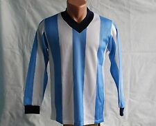 Vintage jersey shirt 70s 80s umbro long sleeve made in England for a boy