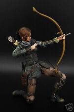 "Crazy Toys Rise of the Tomb Raider Lara Croft Play Arts Kai 10"" Statue Figure"