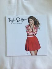 Taylor Swift Official 2012 Mini Wall Calendar (New)
