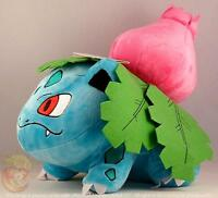 Pokemon plush IVYSAUR 12 inches/30 cm*  Ivysaur/Fushigishou plush  UK STOCK
