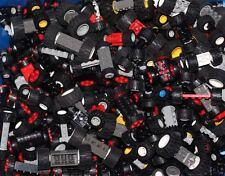 Lego 20 Stück Achsen Reifen Sammlung gemischt City System Auto Stadt