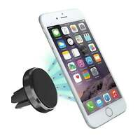 Magnetic Air Vent Mobile Phone Holder Mount Stand Cell iPhone 6 7 8 Plus X XR XS