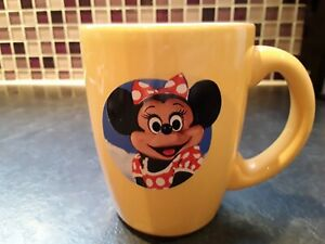 Disney Minnie Mouse collectable mug.