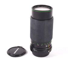 Fujica FX fit Hanimex 80-200mm, f4.5 MC zoom Macro lens