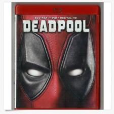DEADPOOL (Blu-Ray/DVD) *New* D-14.3oc