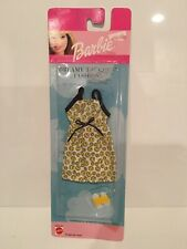 Barbie Dreamy Touches Fashions Joe Boxer Nighty Slippers