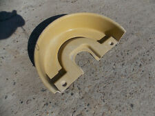 1/2 of drip tray for a ROBERT BRENT B ELECTRIC POTTERY WHEEL, model B
