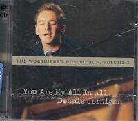 You Are My All in All, Vol. 2 by Dennis Jernigan (CD, May-2000, 2 Discs, Here To