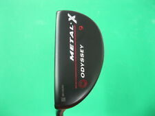 Left-handed ODYSSEY METAL-X #9 33inch PUTTER Golf Club