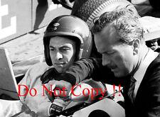 Jim Clark Lotus 25 Winner Dutch Grand Prix 1963 Photograph 4