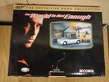 CORGI CC99105 James Bond 007 BMW Z8 & Diorama The World is not Enough Ltd Ed.