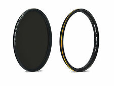 NJYTouch 77mm ND64(1.8) HD MRC Neutral Density Filter + 77MM MRC UV Filter