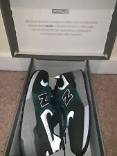 New Balance M999JTB Made In USA Lifestyle Reflective Shoes Black/Green Sz 10