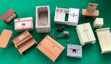 selection of dolls house furniture mostly Dol-toi and accessories