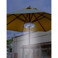 NEW Parasol Light bright 24+4 LED Garden Lamp Patio Umbrella Camping Tents 4010