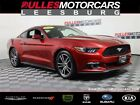 2017 Ford Mustang EcoBoost 2017 Ford Mustang EcoBoost Ruby Red