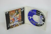 SOLID FORCE Ref/ccc PC-Engine SCD PCE Grafx Japan Game pe