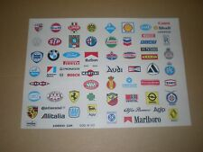 MANTUA stickers Marques automobiles