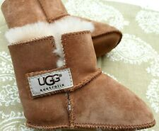 Baby UGG sheepskin boots.14.5 cms Sole 12-18 months.Us Med boots chestnut brown
