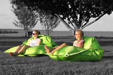 Bean Bag durable 1680D fabric 180x140cm outdoor by pool on beach or boat Adora