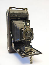 Kodak Autographic No 1A Junior Folding Camera with case. Stock No u6249
