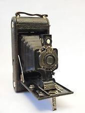 AUTOGRAPHIC KODAK N. 1a Junior Pieghevole Fotocamera Con Custodia. stock N. u6249