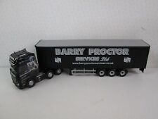 Corgi. Mercedes Benz Actros Truck Barry Proctor 1:50 scale.