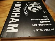 LED ZEPPELIN - JOHN BONHAM - THE POWERHOUSE BEHIND LED ZEPPELIN - MICK BONHAM
