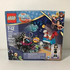 LEGO DC Super Hero Girls - Lashina Tank Brand new Sealed with Krypto Superdog