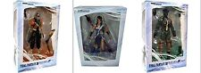 Square Enix Final Fantasy XIII: Play Arts Kai: Hope Estheim, Sazh, Fang Case MIB