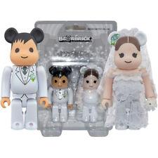 Medicom Be@rbrick Bearbrick Greeting Marriage 2 PLUS exclusive 100% Figure Set