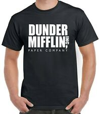 Dunder Mifflin Funny T-Shirt The Office TV Show Gift