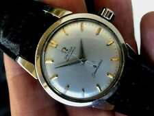 1959 OMEGA AUTOMATIC SEAMASTER Cal 501 ref 2846-11 ORIGINAL DIAL STAINLESS STEEL