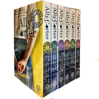 Gallagher Girls Collection By Ally Carter  6 Books Set,New