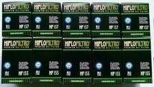 KTM SMC 660 / Supermoto 660 1ª & 2 HIFLOFILTRO FILTROS DE ACEITE (HF155/HF157) X