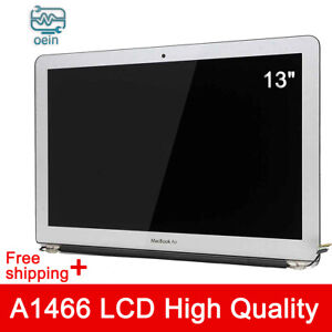 "NEW LCD Screen Display Assembly Apple MacBook Air 13"" A1466 2013 2014 2015 2017"