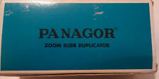PANAGOR zoom slide duplicator   for 35mm SLR camera