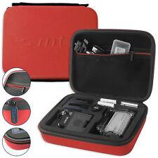 Funda protectora (XL) para Sony Actioncam FDR-X3000, X3000R -  Rojo